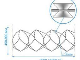 Колючая спираль Егоза 450/5