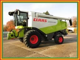 Комбайн Claas Lexion 580