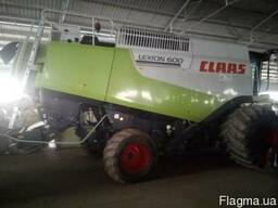 Комбайн CLAAS Lexion 600