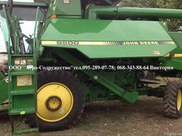 Комбайн John Deere 9500 - фото 3