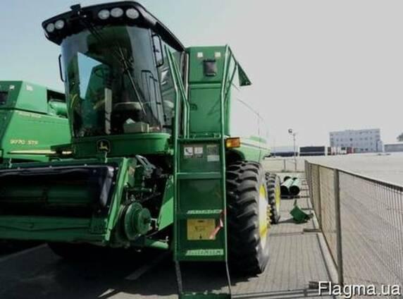 Комбайн John Deere 9670 STS (в Україні)