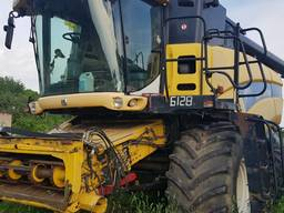 Комбайн New Holland CX 840