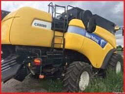 Комбайн New Holland СХ8080, 2012р, жатка 7. 6м, Розпродаж!