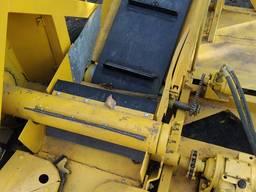 Комбайн прицепний однорядний для збирання врожаю кормової та цукрової кукурудзи в качанах