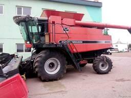 Комбайн зерноуборочный MF-9690. Год 2006