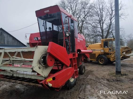 Комбайн зерновий MF Sampo 410