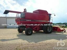 Комбайн зерновой CASE 1660 из США