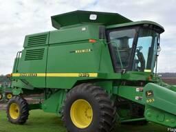 Комбайн зерновой Джон Дир John Deere 9510 из США