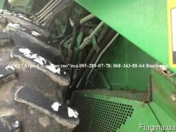 Комбайн зерновой клавишный John Deere 9600 из США - фото 3