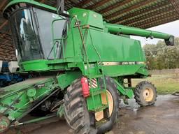 Комбайн зернозбиральний John Deere 9500