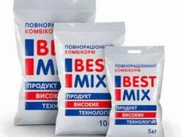 Комбикорм для уток и гусей 8102 Бест Микс от 0 до 7 недель (