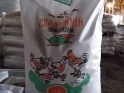 Комбикорм для всех видов птиц