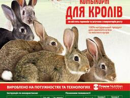 Комбикорм Калинка для кроликов