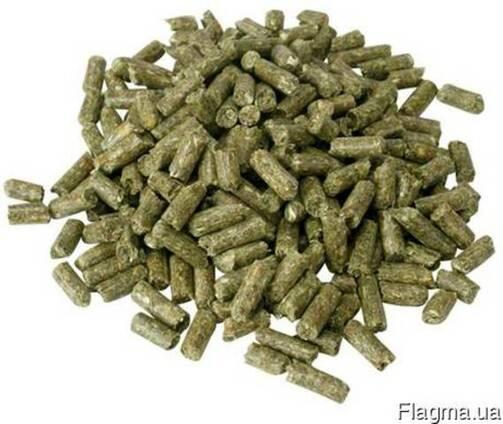 Комбикорм, универсальный гранулированный корм
