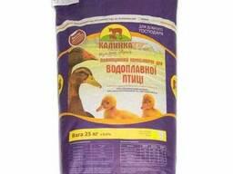 "Комбикорм для водоплавающей птицы ТМ ""Калинка"" (6601) старт"