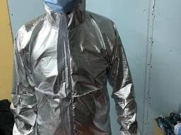 Комбинезон ламинированный люминесцентный 65 г/м. кв