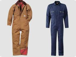 Комбинезон рабочий, мужской. женский, пошив рабочей одежда