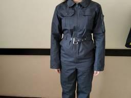 Комбинезон рабочий женский пошив под заказ