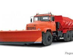 Комбинированная дорожная машина КрАЗ МДКЗ-30 - фото 1