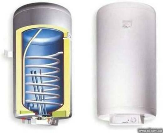 Комбинированный электрический водонагреватель Gorenje.