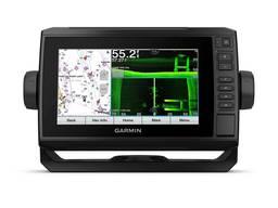 Комбинированный картплоттер / эхолот GARMIN – ECHOMAP UHD 74sv с датчиком GT56 и прибрежны