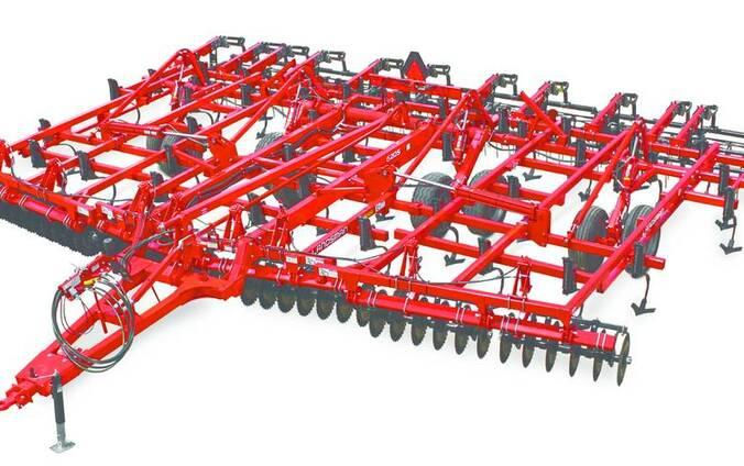 Комбінований агрегат Kuhn Krause 6205-31 під трактор 340 к.с