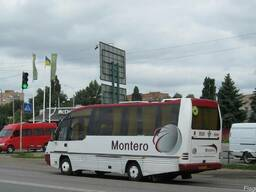 Комфортабельные автобусы
