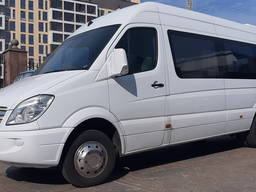 Перевозки пассажиров автобусами, микроавтобусами Харьков