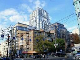 Коммерческая недвижимость в Киеве на Саксаганского. Бизнес-ц