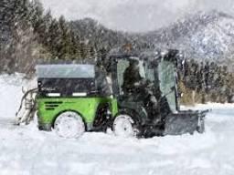 Коммунальная машина Egholm City Ranger 3070 HAKO Kaercher Busher Avant