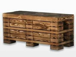 Комод деревянный тарный