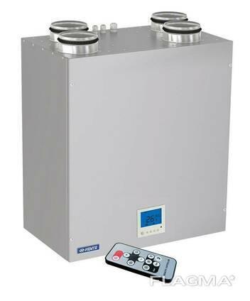 Компактная приточно-вытяжная установка Вентс ВУТ 300 ЭВ. ..