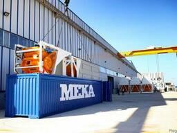 Компактный бетонный завод Mekamix 30 MB-К30