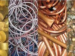 Компания заключает договора на закупку лома цветных металлов
