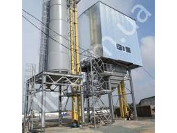 Зерноочистительный агрегат ЗАВ, очистка зерна .