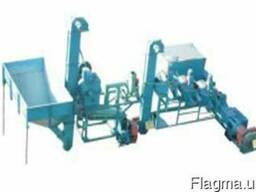 Комплекс для производства масла раститедьного ОВОР-450