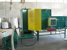 Комплекс измельчения тюков соломы (Чехия) - фото 2