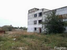 Комплекс производственно складских строений с. Красноселка