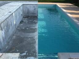 Комплексное обеспечение строительства бассейна