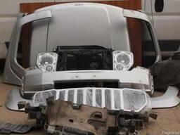 Комплексный перед(фары бампер капот крыло)Jeep Liberty KK