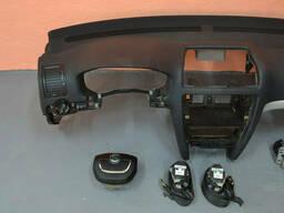 Комплект безопасности Октавия А5 2009-2013 (Octavia A5) торпеда панель