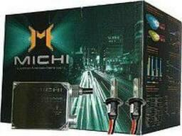 Комплект биксенонового света Michi 35W 9007(HB5) 5000K
