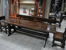Комплект большой деревянный 2500*800