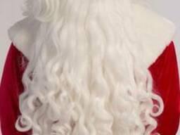 Комплект борода и парик Деда Мороза