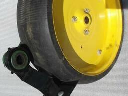 Комплект чистиков копирующих колёс секции