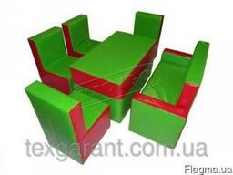 Комплект детской мебели Кидиго Гостинка
