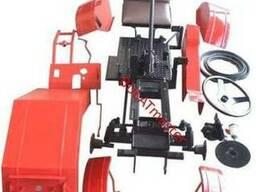 Комплект для переделки мотоблока в трактор (комплект Eкспер)