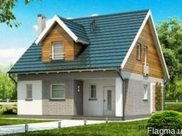 Комплект для постройки дома или дачи