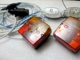 Комплект электрооборудования на легковой прицеп КЕ-01