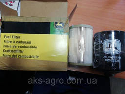 Комплект фільтрів паливних RE525523 JD
